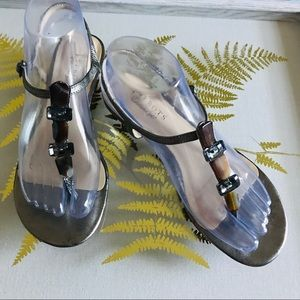 Talbots Established 1947 Sandals Sz. (7)